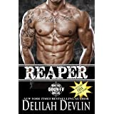 Reaper (Montana Bounty Hunters Book 1)