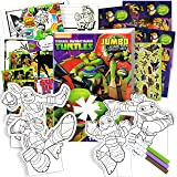 TMNT Teenage Mutant Ninja Turtles Coloring & Activity Book with Stickers ~ Over 270 Stickers!