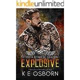 Explosive (The Houston Defiance MC Series Book 1)