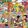 スヌーピー-PEANUTS ピーナッツ トイショップ-アニメ-iPad壁紙53402