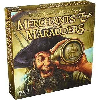 海賊と商人(Merchants & Marauders)