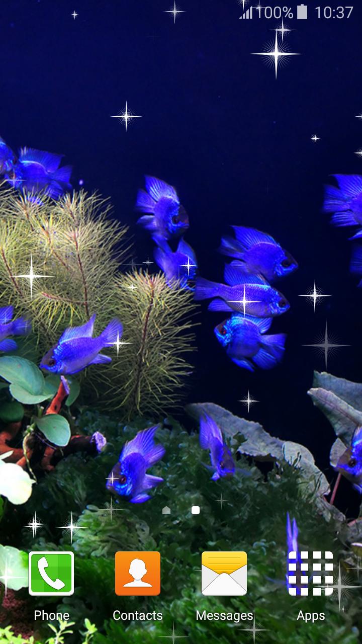 Amazon Co Jp 水族館のライブ壁紙 Android アプリストア