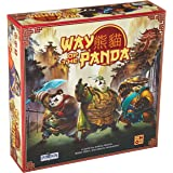 CoolMiniOrNot Current Edition Way of The Panda Board Game