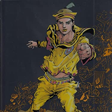 ジョジョの奇妙な冒険 iPad壁紙 or ランドスケープ用スマホ壁紙(1:1)-1 - 東方 定助