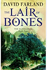 The Lair Of Bones: Book 4 of the Runelords Kindle Edition