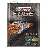 カストロール エンジンオイル EDGE 10W-60 4L 4輪ガソリン/ディーゼル車両用全合成油 Castrol