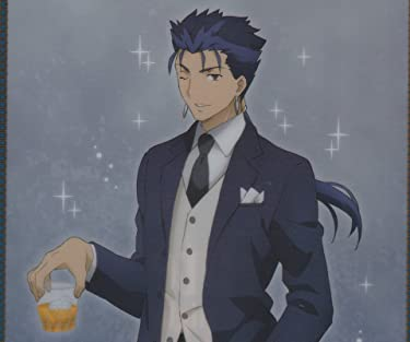 Fate  iPhone/Androidスマホ壁紙(960×800)-1 - ランサー(Lancer)