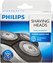 Philips ShaverSeries 3000 Replacement Electric Shaving Head - Fits S3000 (S3xxx), S1000 (S1xxx) & Star Wars Shaver SW37xx - S