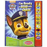 Nickelodeon Paw Patrol: I'm Ready to Read with Chase (Play-A…