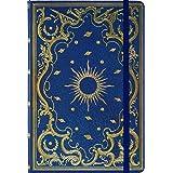 Celestial Dot Matrix Notebook, A5 size