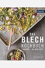 Das Blechkochbuch: 1 Blech - 50 Rezepte (German Edition) Kindle Edition