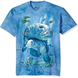 The Mountain Manatees Collage Adult T-Shirt