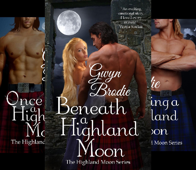 Download The Highland Moon Series (5 Book Series) B07BDKC7RW