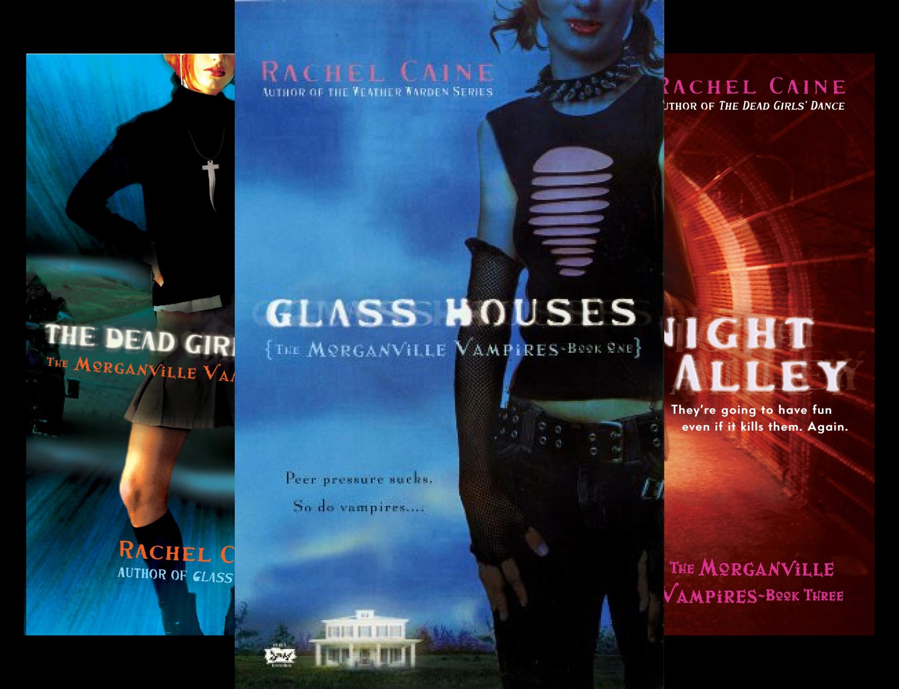 The Morganville Vampires (15 Book Series)