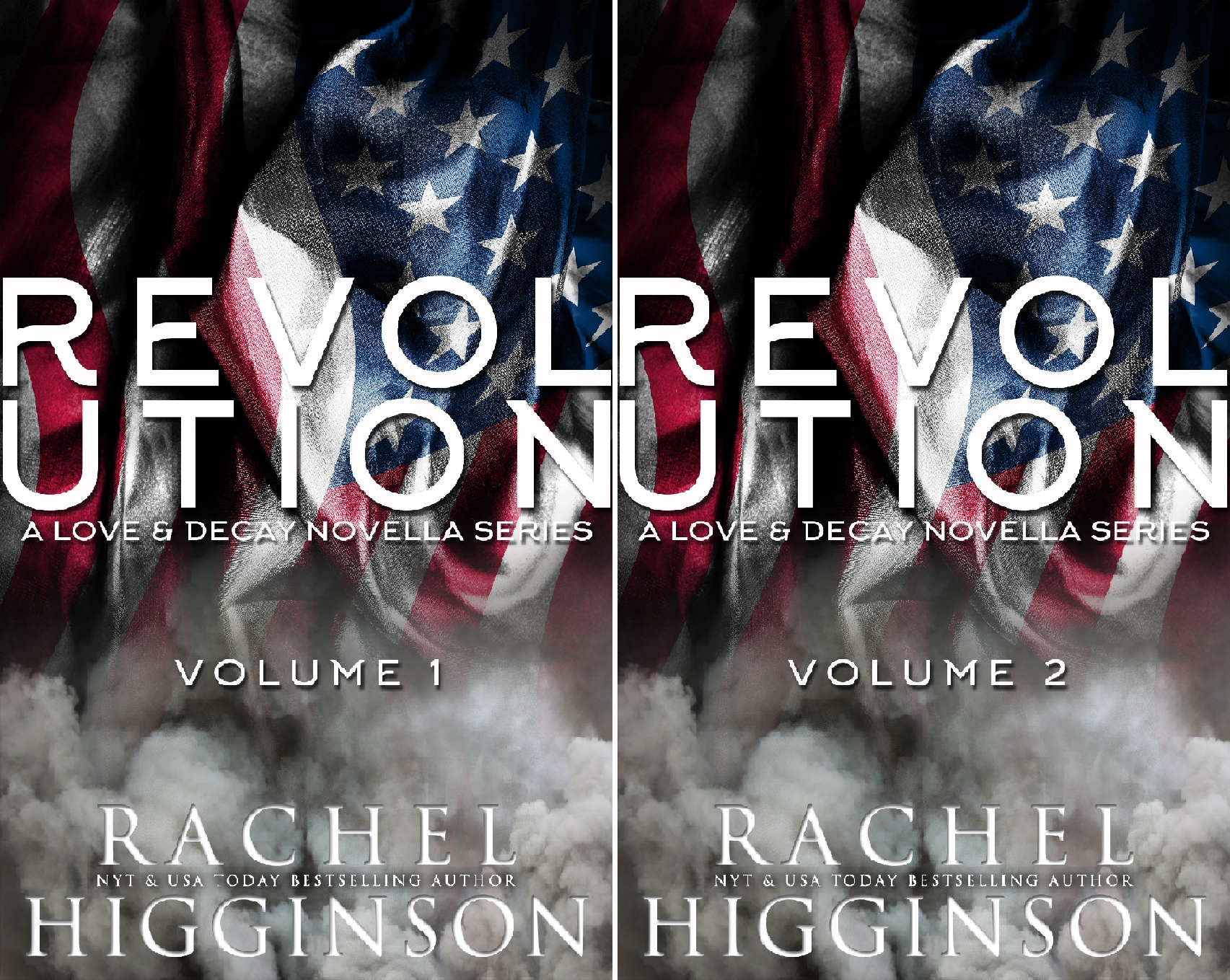 Download Love and Decay: Revolution (2 Book Series) B077K8DYD3