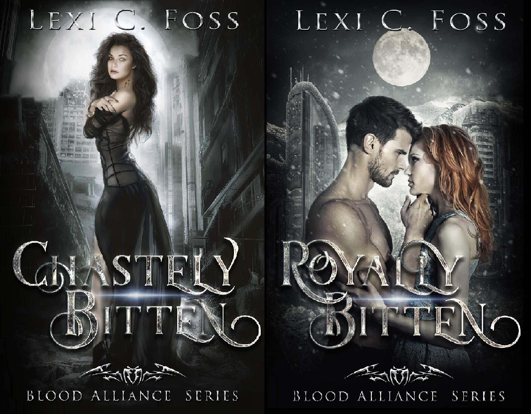 Blood Alliance (2 Book Series)