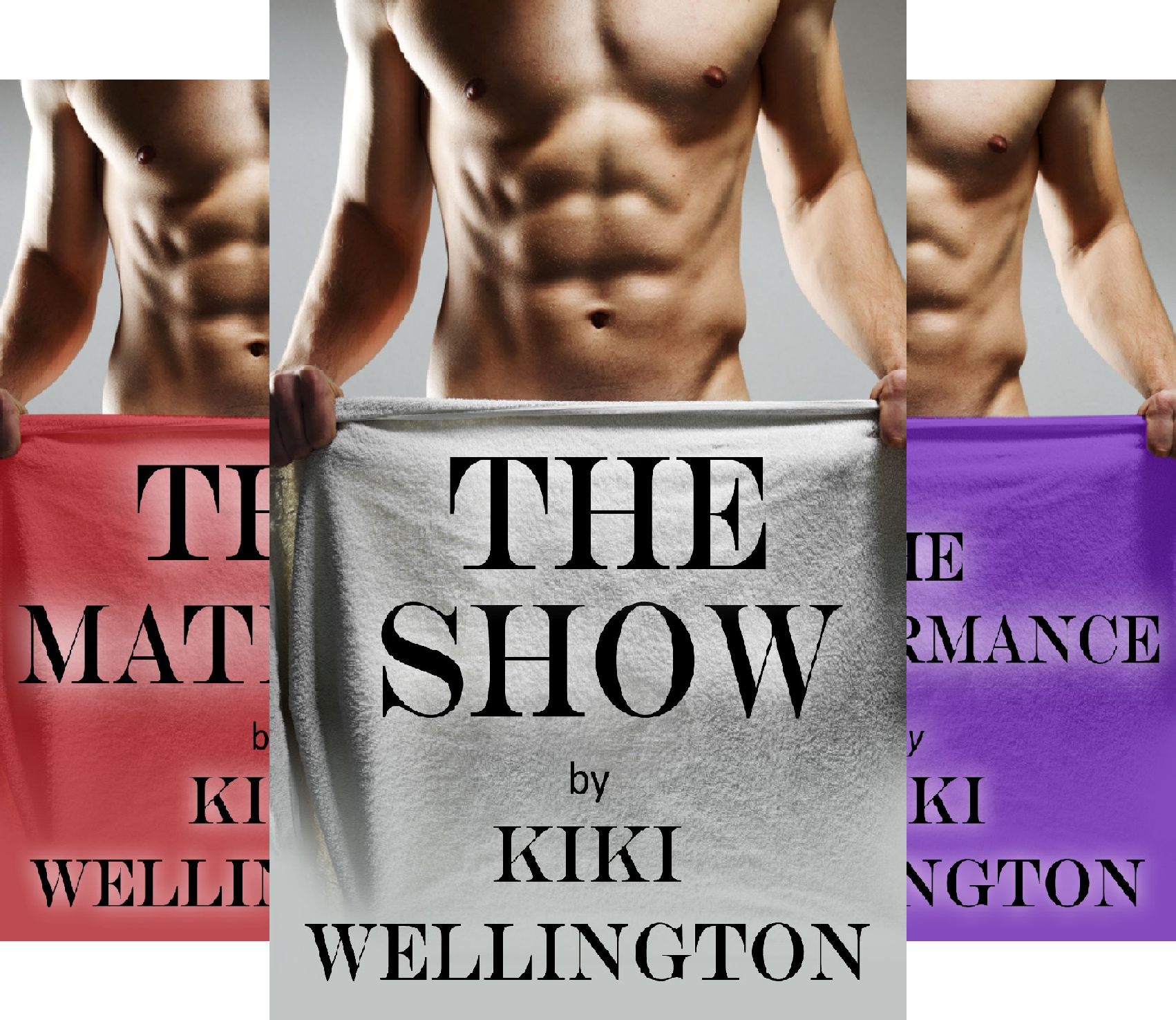 Download The Show Series (4 Book Series) B072LF3M49