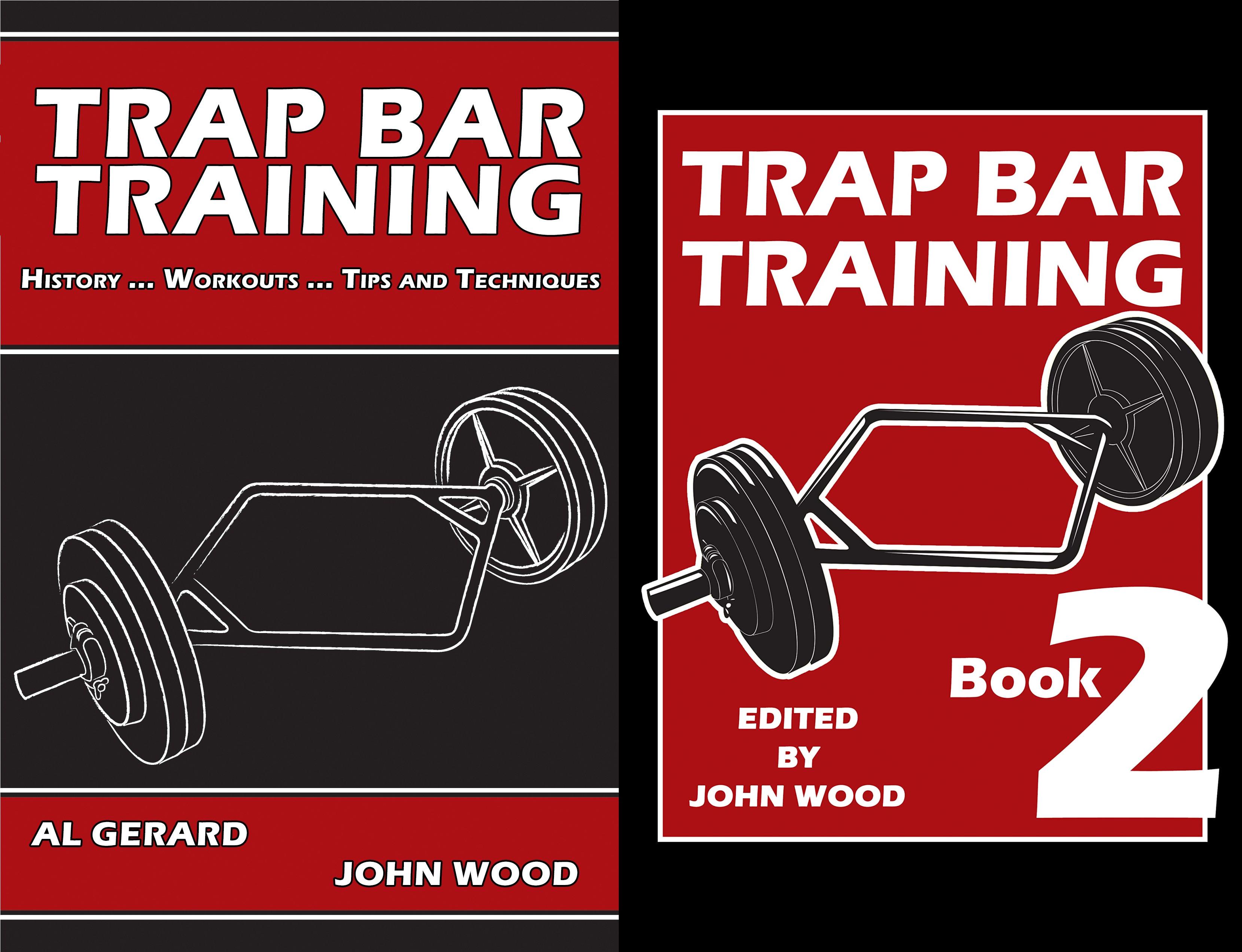 Trap Bar Training (2 Book Series)