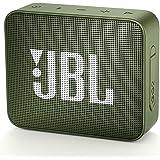 JBL GO2 Bluetoothスピーカー IPX7防水/ポータブル/パッシブラジエーター搭載 グリーン JBLGO2…