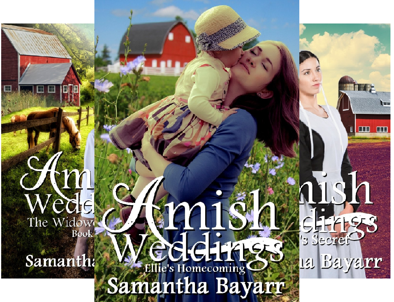 Download Amish Wedding Romance (6 Book Series) B01MFCLB7S