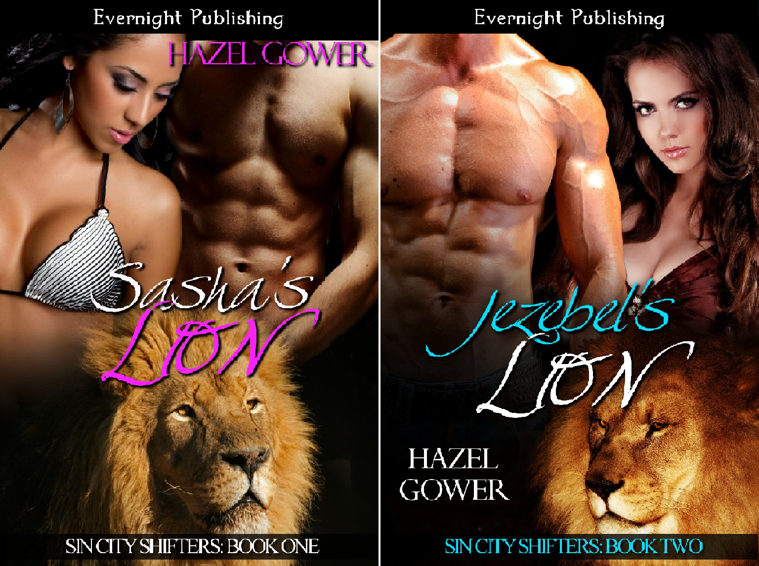 Download Sin City Shifters (2 Book Series) B077P5B6SB