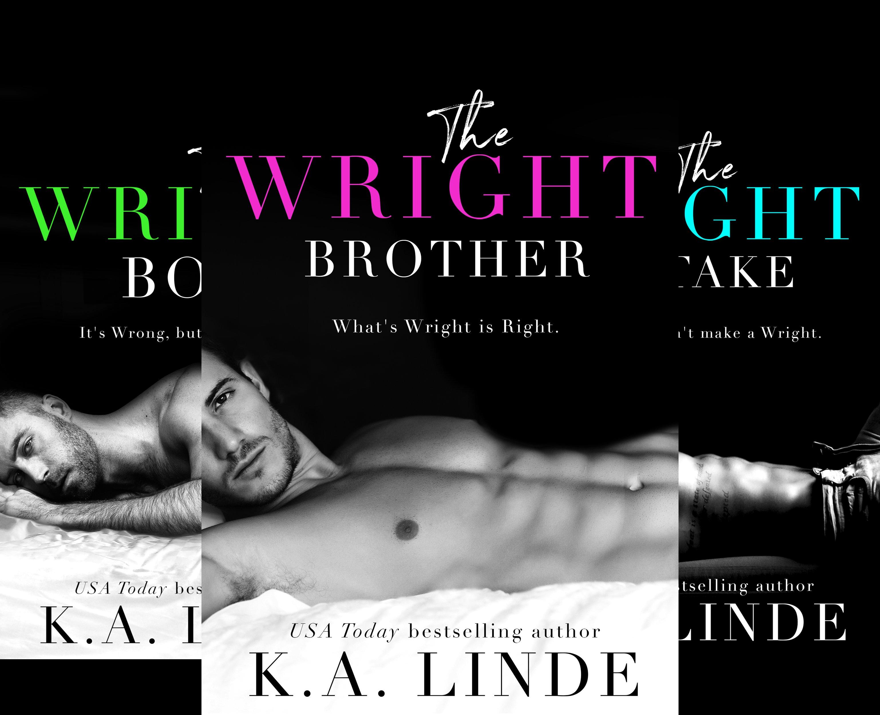 Wright series (4 Book Series)