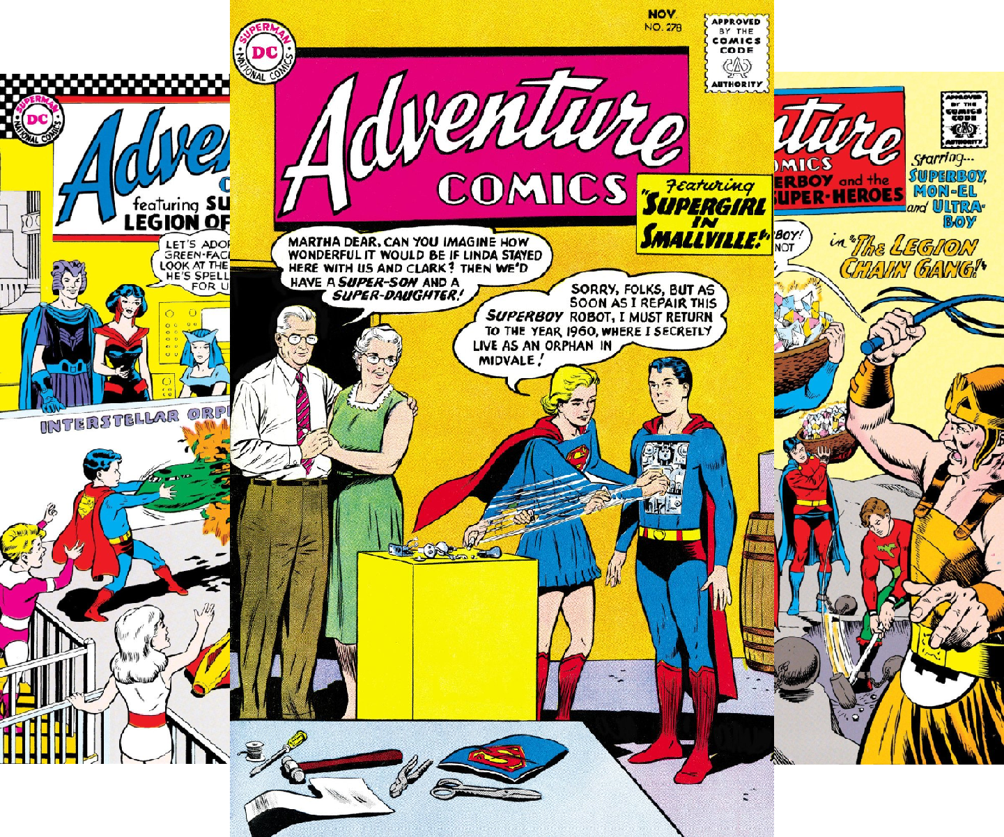Download Adventure Comics (1935-1983) (Issues) (48 Book Series) B01BHF6TJM
