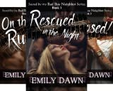 Saved by my Bad Boy Neighbor (3 Book Series)