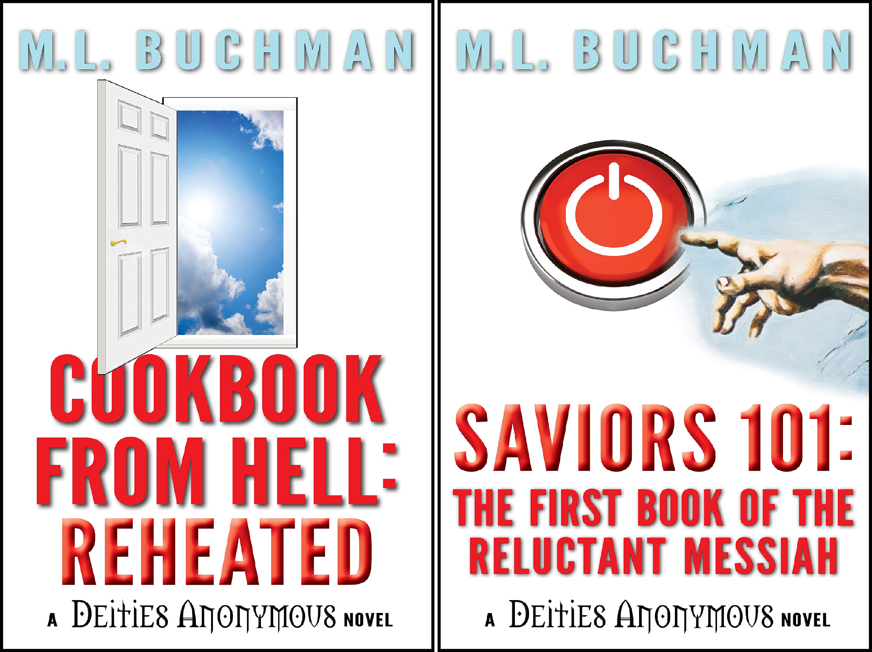 Download Deities Anonymous (2 Book Series) B071VVBH2F
