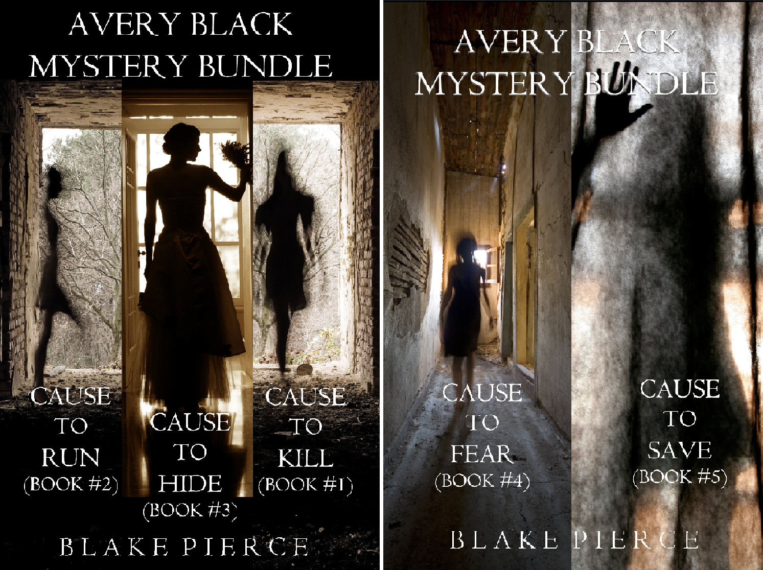 Download An Avery Black Mystery (2 Book Series) B077L315G9