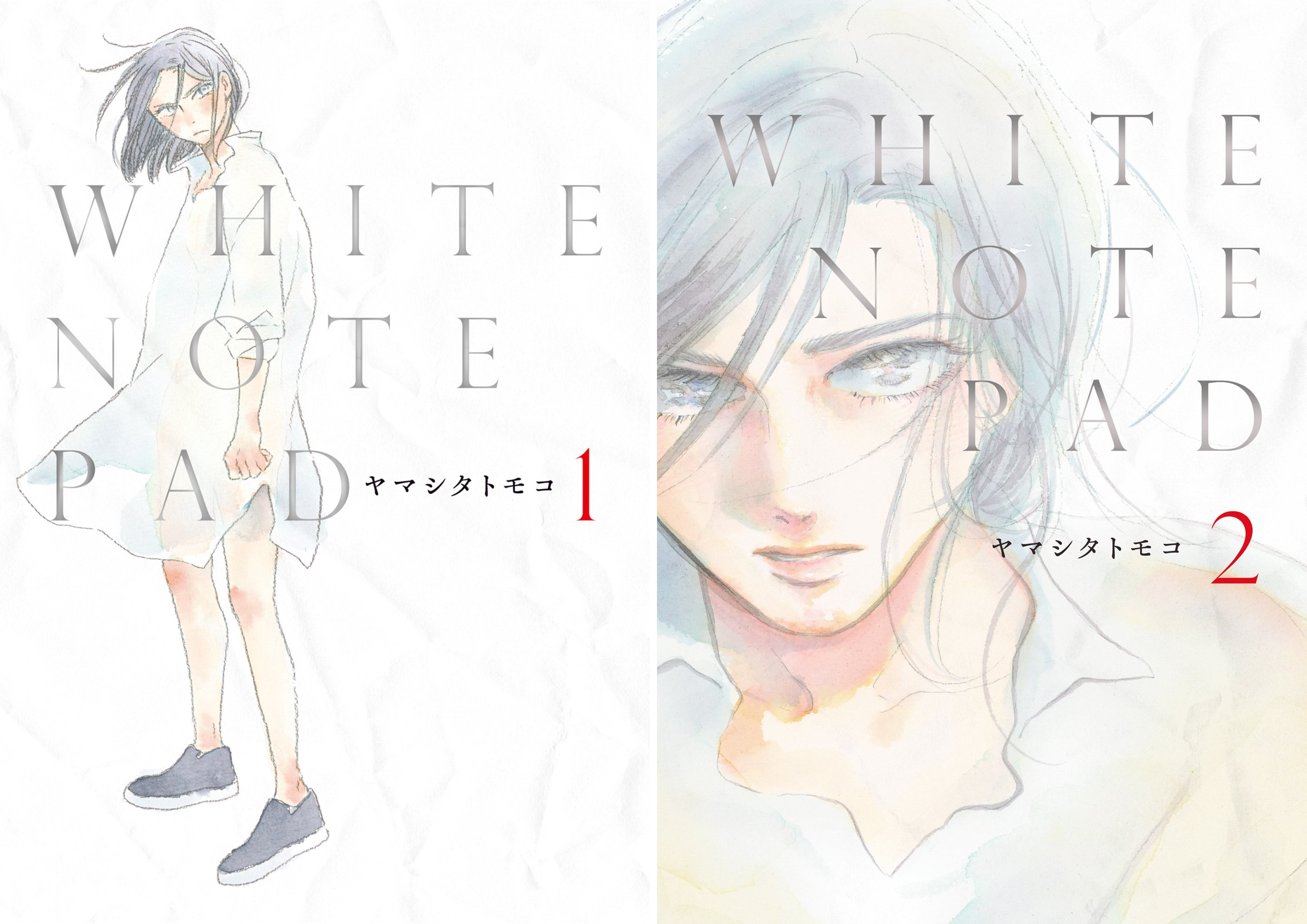 [まとめ買い] WHITE NOTE PAD(FEEL COMICS swing)