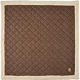 Azumaya Kotatsu Futon Square (190cm x 190cm ) Brown KK-101BR 100% Polyester Fabric