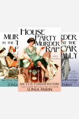An Evie Parker Mystery Kindleシリーズ