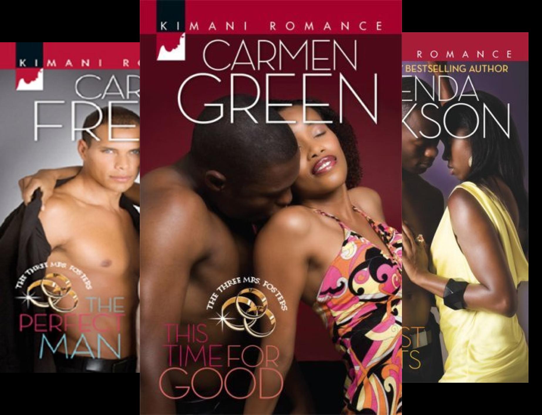 Download The Three Mrs. Fosters (3 Book Series) B016QDX0EM