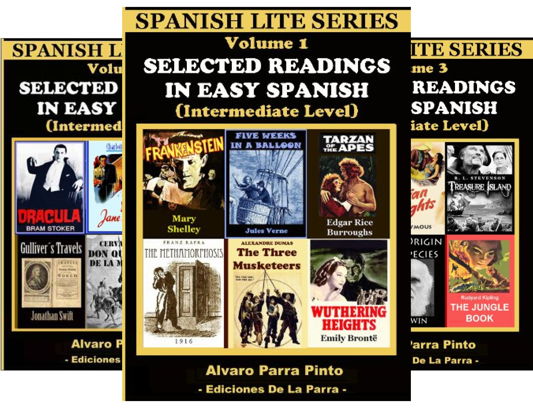 Download Spanish Lite Series (12 Book Series) B06Y5SMRJH
