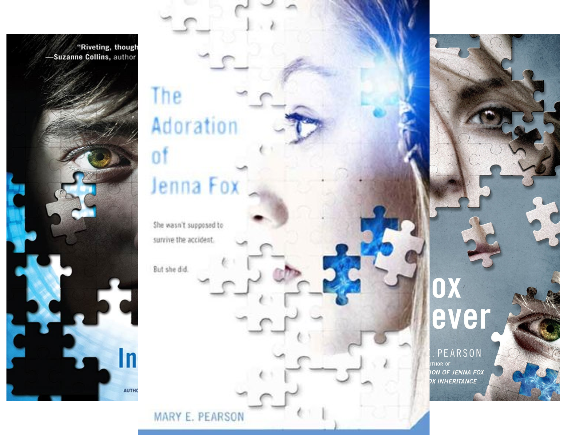 The Jenna Fox Chronicles (3 Book Series)