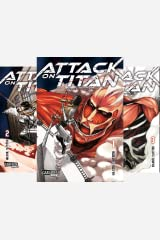 Attack on Titan Kindleシリーズ