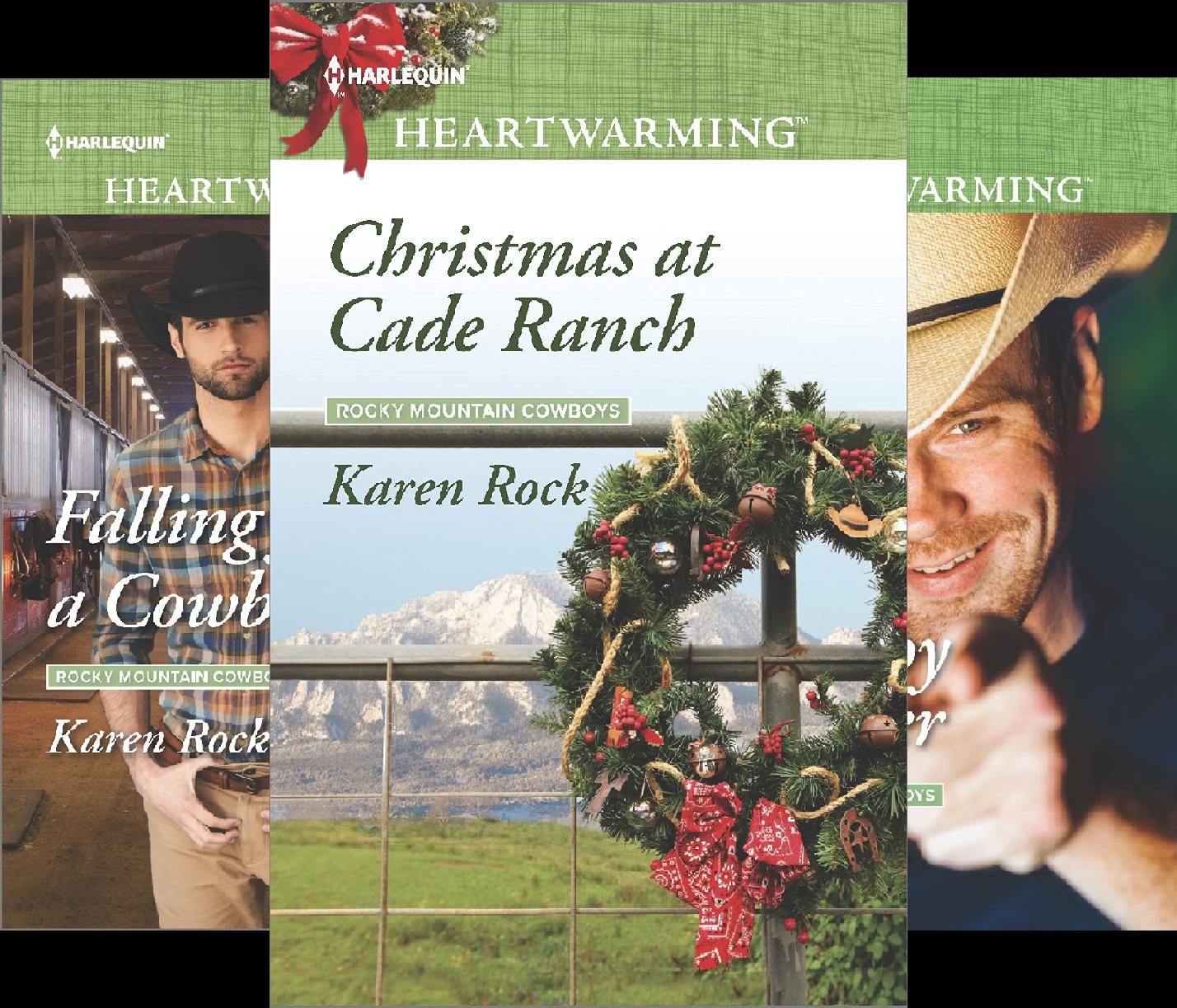 Rocky Mountain Cowboys (6 Book Series)