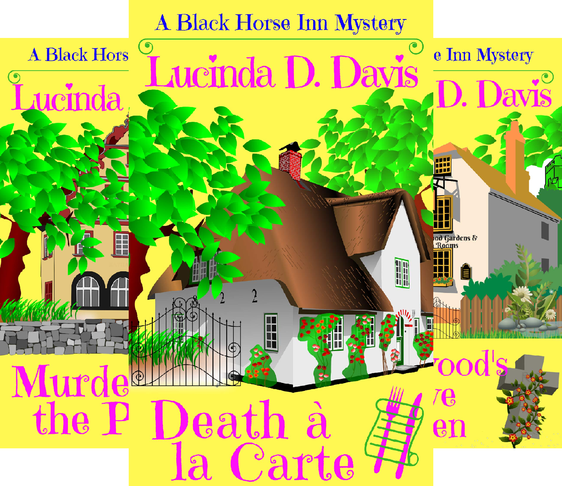 Download Black Horse Inn Series (4 Book Series) B0783HLJTJ