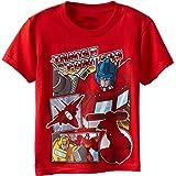 Transformers Big Boys' Short Sleeve T-Shirt Shirt
