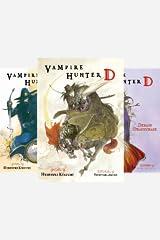 Vampire Hunter D Kindleシリーズ