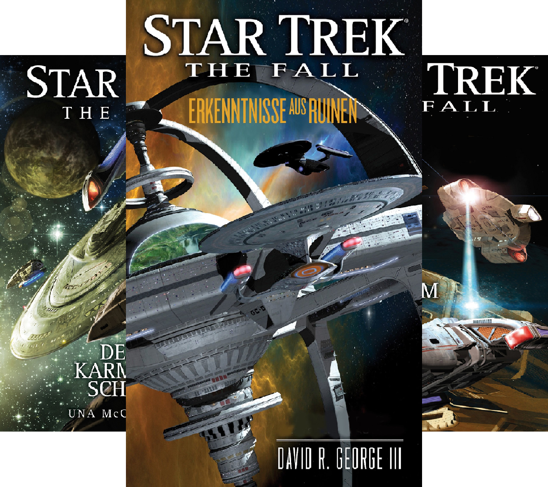 Download Star Trek - The Fall Sammelband (Reihe in 5 Bänden) B01ARHVR66