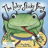 Bendon 42801 Piggy Toes Press Icky Sticky Frog Interactive Storybook