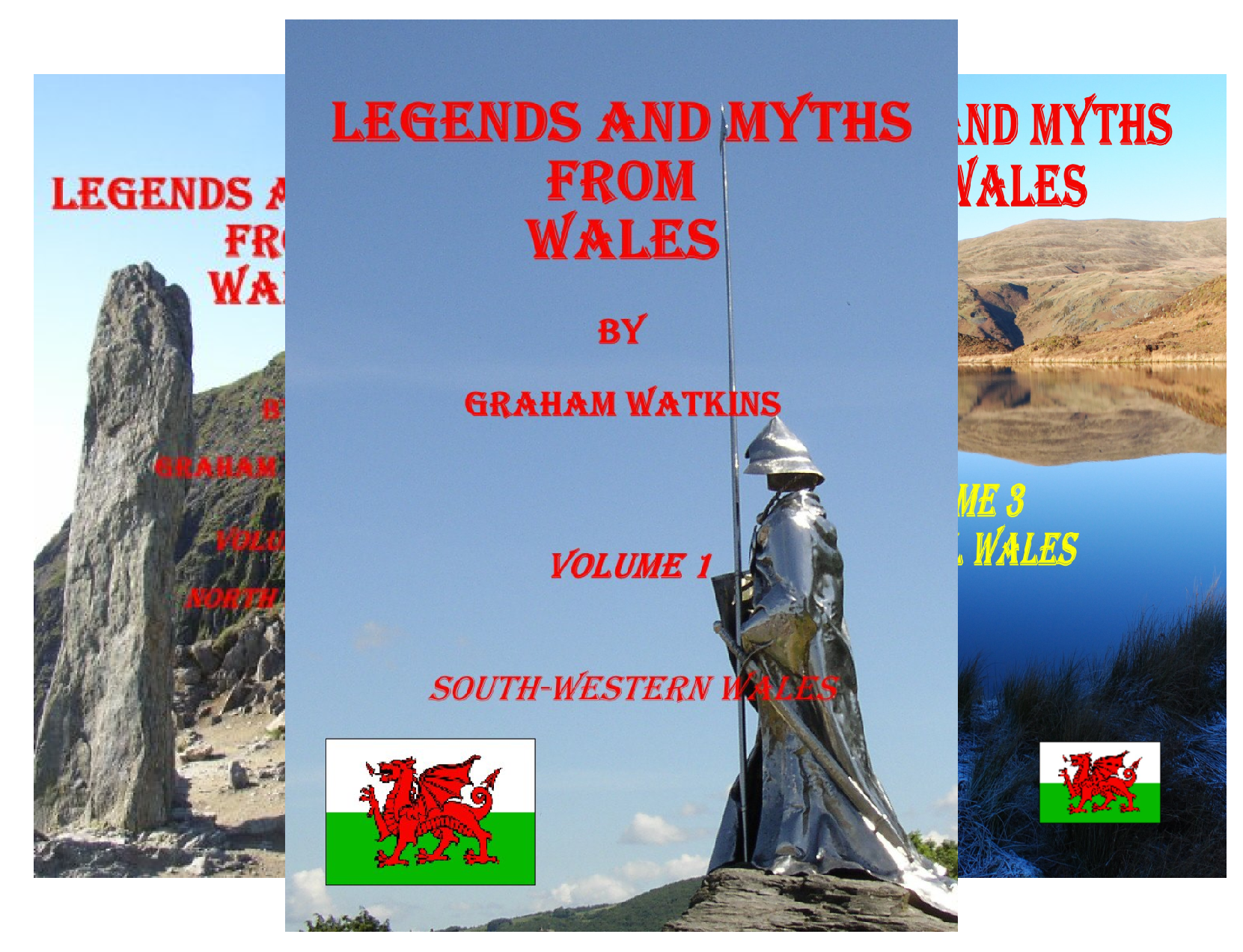 Download Legends and Myths From Wales (5 Book Series) B011M95AF2