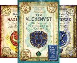 The Secrets of the Immortal Nicholas Flamel (6 Book Series)