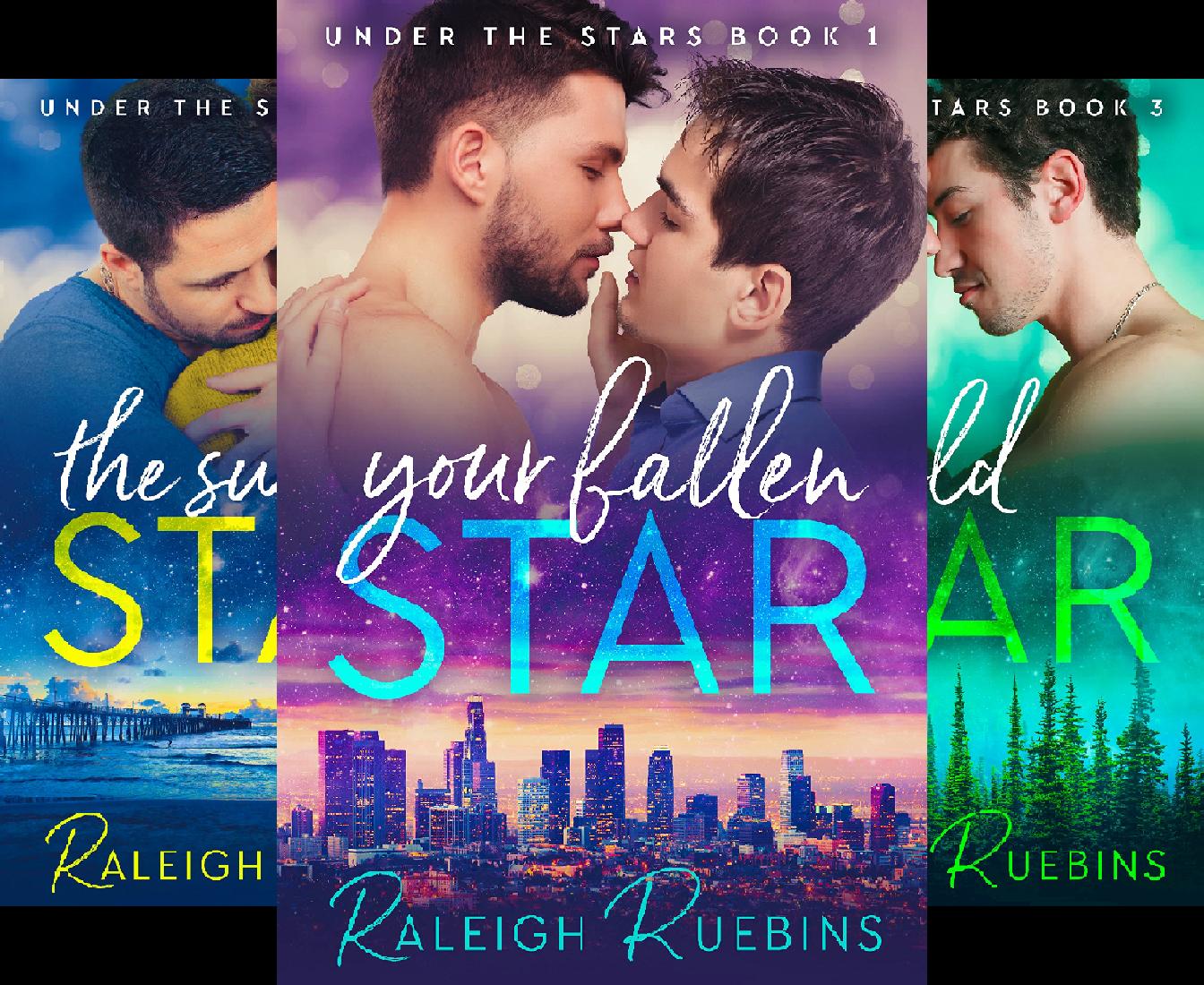 Download Under the Stars (4 Book Series) B0757WF6YD