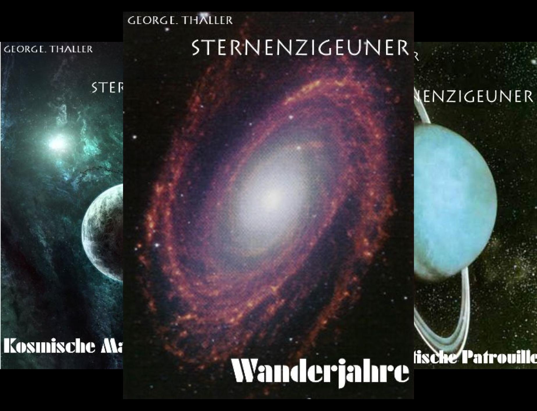 Sternenzigeuner (Reihe in 47 Bänden)