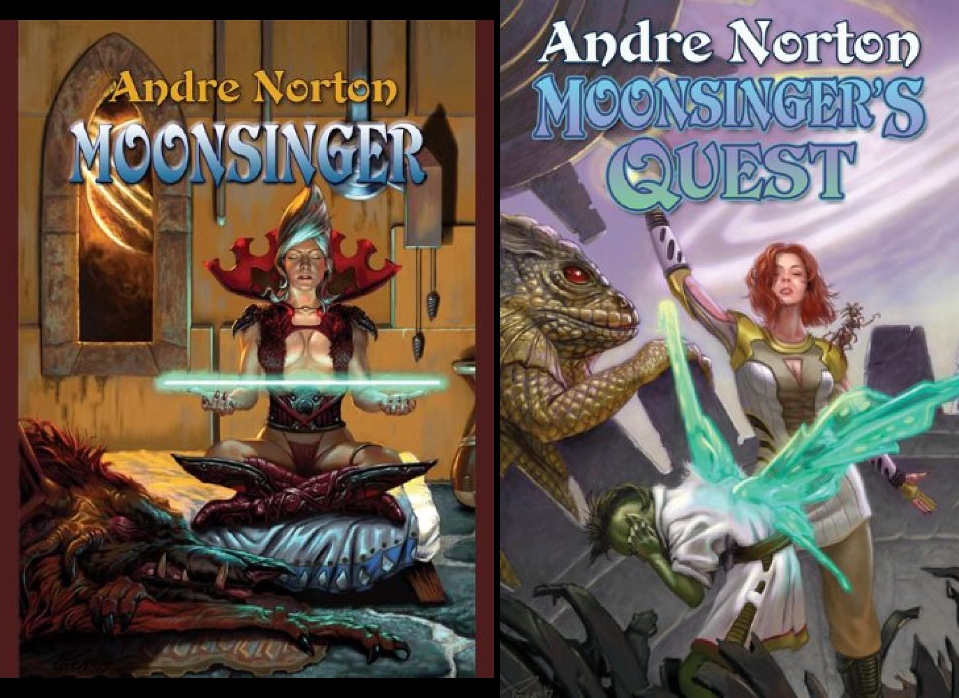 Download Moonsinger Combo Volumes (2 Book Series) B07883V9X6