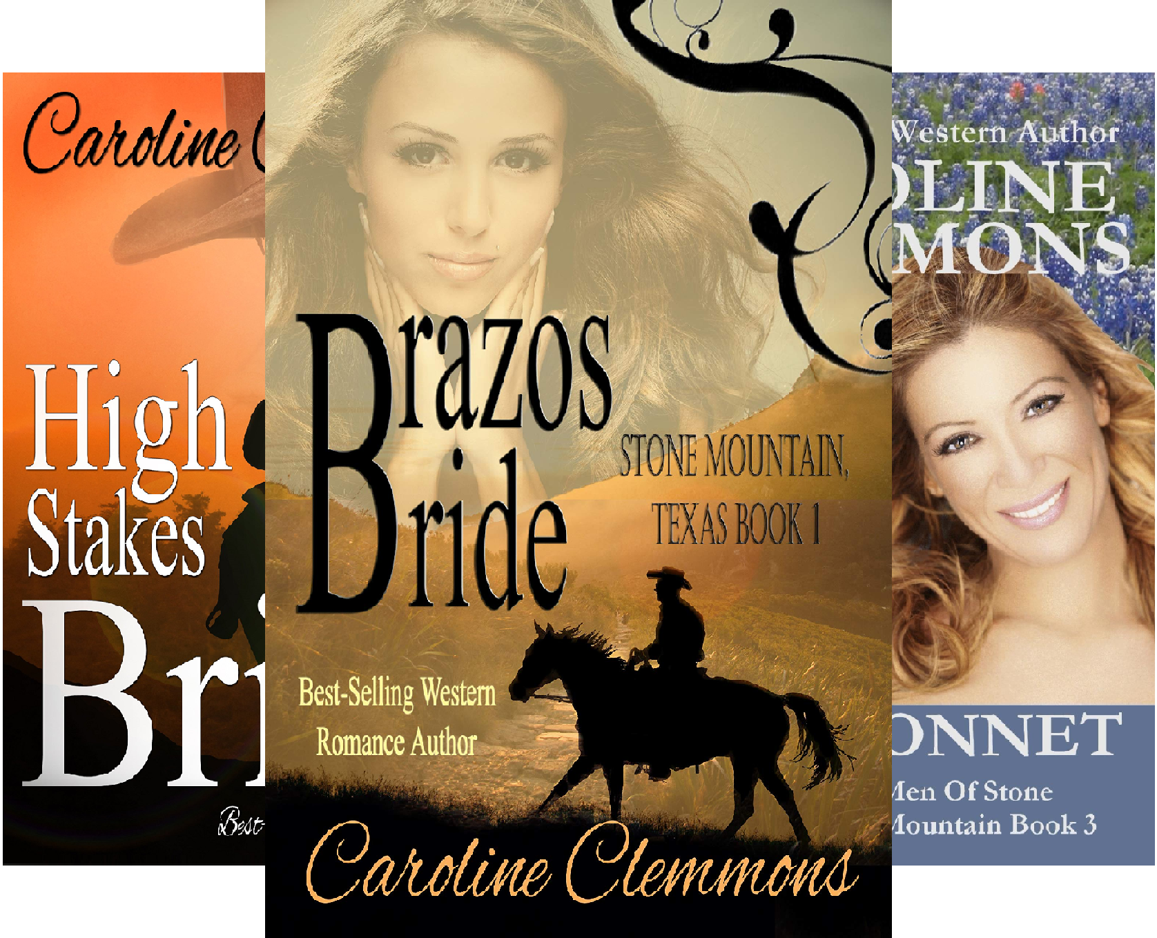 Download A Stone Mountain Texas (4 Book Series) B077G3T4TS