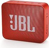 JBL GO2 Bluetoothスピーカー IPX7防水/ポータブル/パッシブラジエーター搭載 オレンジ JBLGO2ORG 【國內正規品/メーカー1年保証付き】
